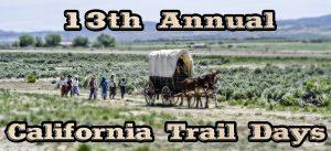 Trail Days Banner