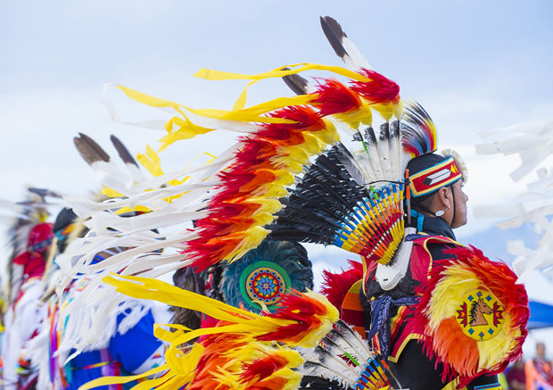 Paiute Numa Indians
