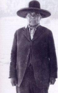 Wovoka Paiute Shaman