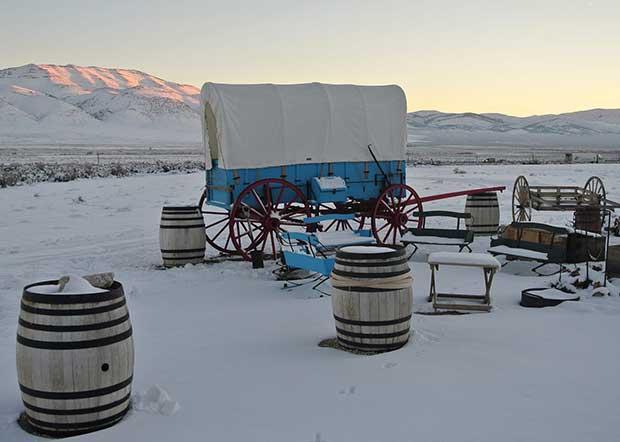 Pioneer Wagons