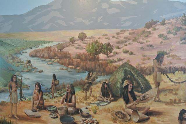 Shoshone Mural
