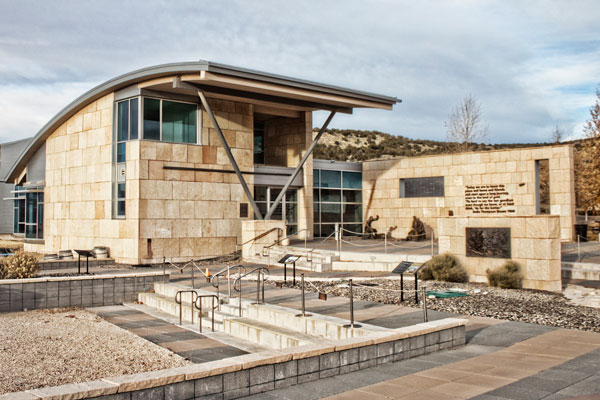 The California Trail Interpretive Center