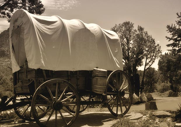 History Of The Covered Wagon
