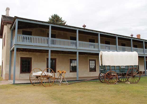 Fort Laramie Site