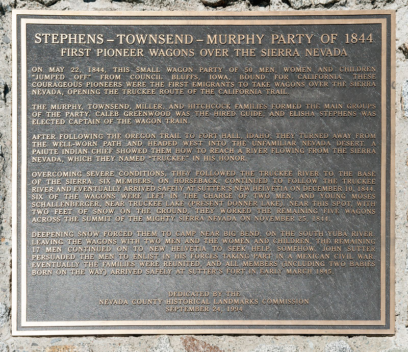 Stephens Party Marker