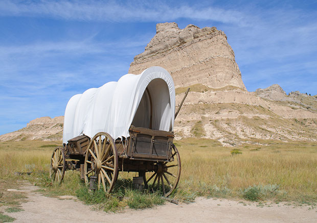 The Mormon Trail