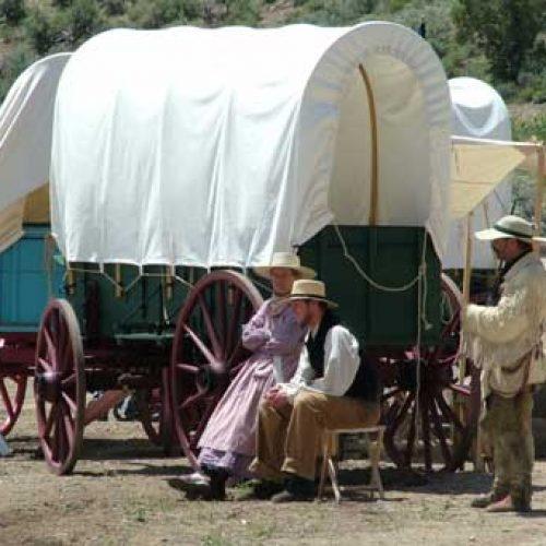 Wagon Encampment
